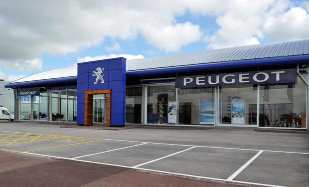 Photo 0151 of Peugeot Garage built by Skyline Building